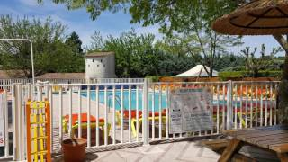 Camping les Paillotes SUD Ardèche RUOMS