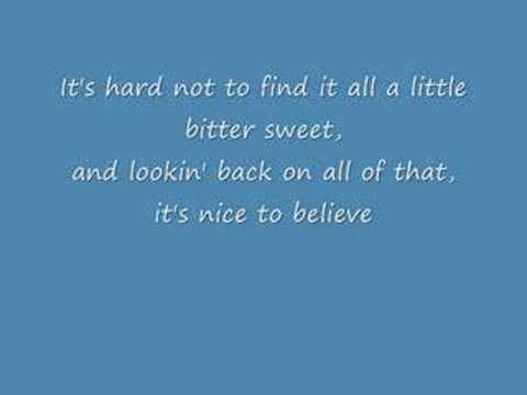 Tim Mcgraw (with lyrics) by:taylor swift :)
