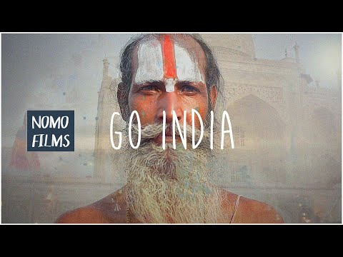 GO India - Travel In Rajasthan, Varanasi, New Delhi and Agra [Sony A7s]