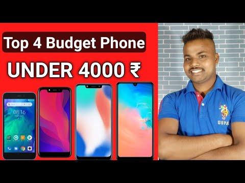 Top 3 Budget Smartphone Under 4000 ₹,TOP 3 Best Smartphone Under 4000 In 2019, EP 04