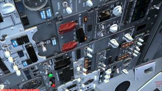 How to start a Boeing 737-800 (FSX)