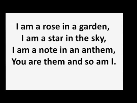 One and a million (lyrics)