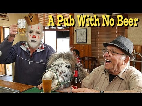 """A Pub With No Beer"" by Puddles Pity Party (Slim Dusty cover)"
