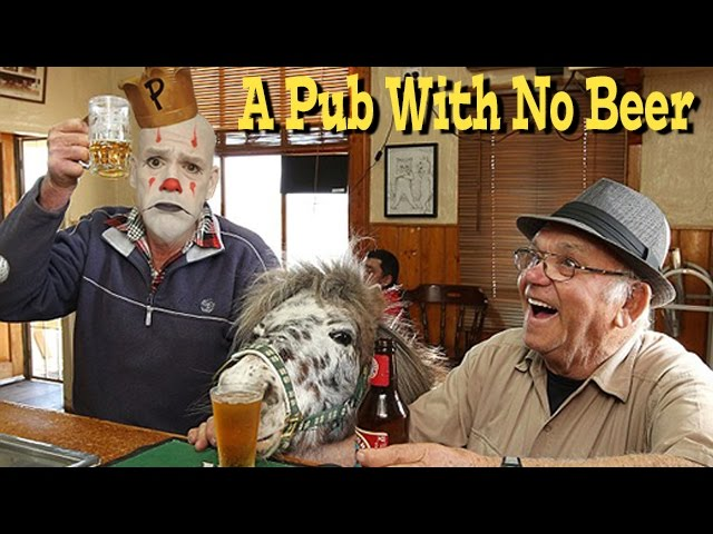 A Pub With No Beer by Puddles Pity Party (Slim Dusty cover)