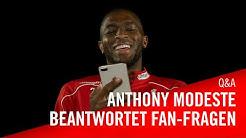 Anthony Modeste beantwortet Fan-Fragen | 1. FC Köln | Schönstes Tor | Modeste-Song