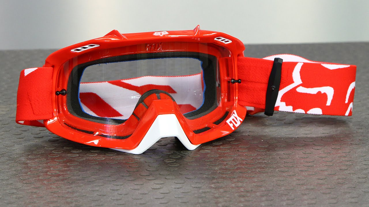 Fox Racing Air Defence Goggles  d26a81c866