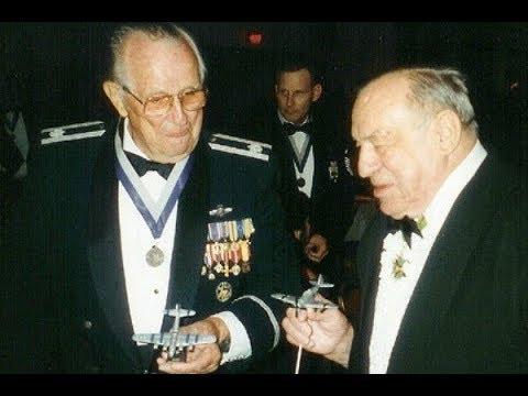 Франц Штиглер и Чарльз Браун