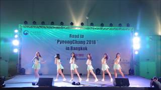 BeBright Cover GFriend - PyeonChang Olympic 2018