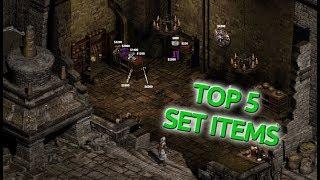TOP 5 Low Level сетов Diablo 2
