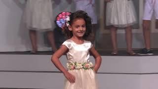 Gala de elección Reina y Mister infantil de las Fiestas de Santa Úrsula