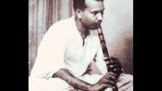 Pt Raghunath Prasanna ji playing Tepura Bansuri in1950