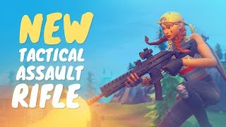 NEW TACTICAL ASSAULT RIFLE IS INSANE! DRUM GUN NERFED!