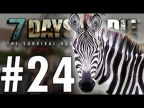 7 Days to Die - เจ็ดวันพากันตายกับม้าลายที่หายไป?! ft.KuiperzZ (24)