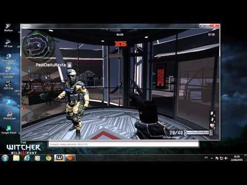 [DENUNCIA ] Player usando hack no coop  assassinato   do warface  + BENEFICIO