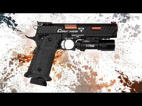 [Review] TTI Combat Master + Tuning (Army Armament R601) GBB - 6mm Airsoft/Softair (German/DE)