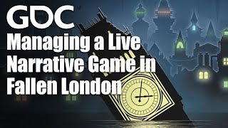 Feeding the Maw: Managing a Live Narrative Game in Fallen London