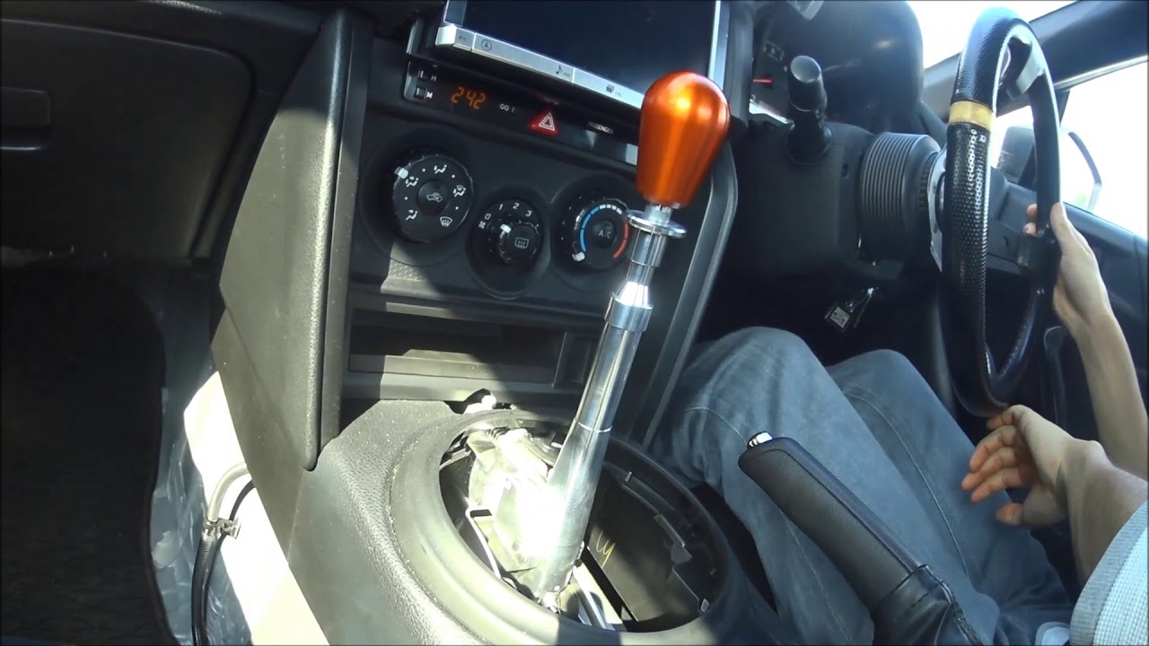 CAE Ultra Shifter for TOYOTA 86