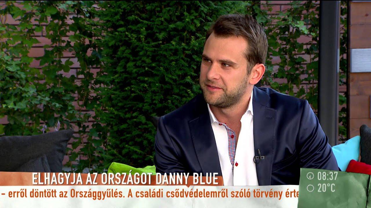 Danny Blue dubajozott!