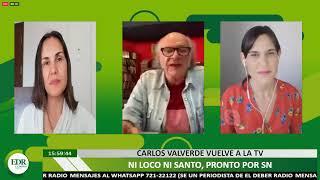 Entrevista en El Deber
