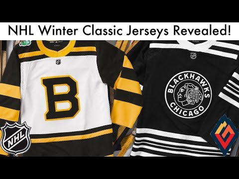 b986ba6fb Sport: How the 2019 Winter Classic Jerseys Came Together - PressFrom - US