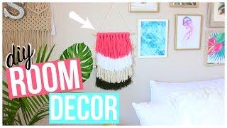 Diy Tropical Room Decor 2017 | + Giveaway