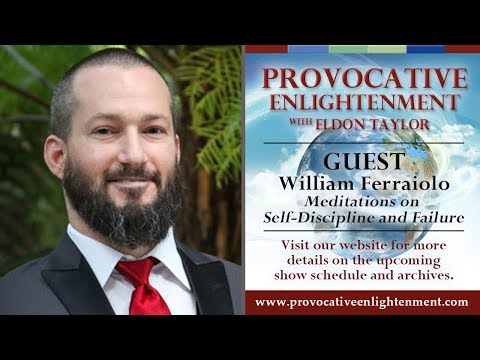 William Ferriolo - Pragmatic forms of Stoicism (part two) on Provocative Enlightenment