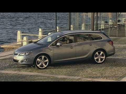 video opel astra sports tourer 2011 youtube. Black Bedroom Furniture Sets. Home Design Ideas
