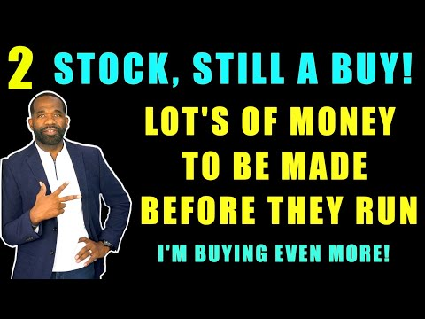 2 STOCK I'M DOUBLING DOWN ON | BEFORE THEY TAKE OFF!