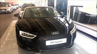 Audi - R8 Spyder V10 Plus