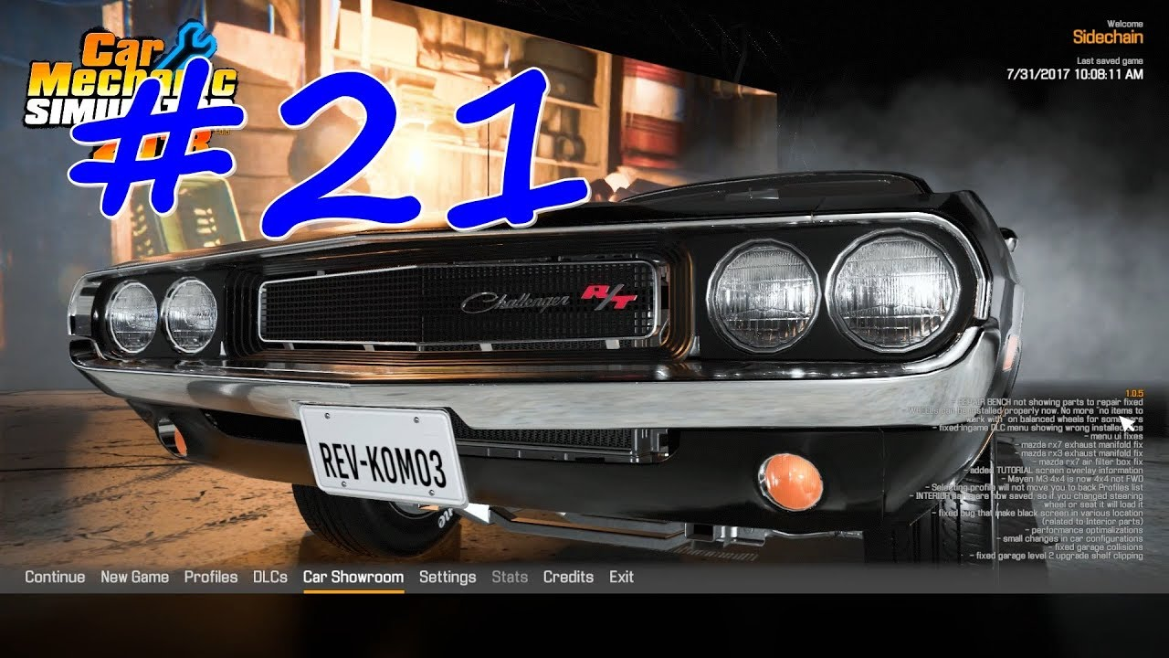 UPDATE 1.0.5!!! Need more money for a car!!! Car Mechanic ...