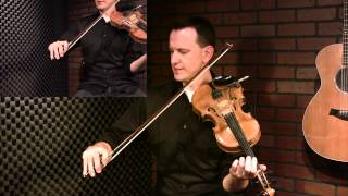 Hokum Bowing Basic: Fiddle Lesson