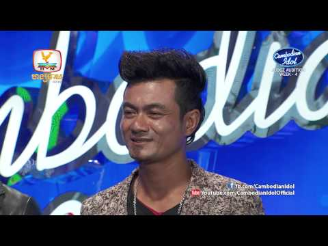 Cambodian Idol | Judge Audition | Week 4 | Mao Poev Meas + Mao Chhun Chan