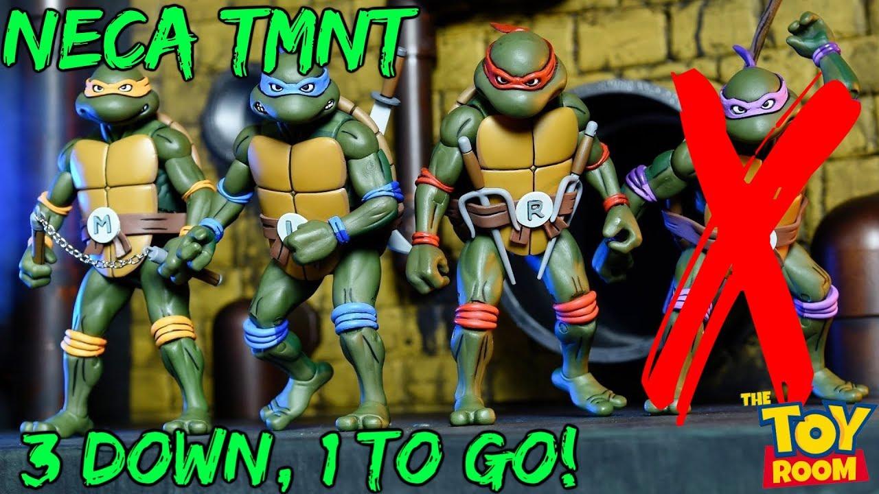 Target Toy Hunting Vlog Bonus Clip Neca Tmnt 3 Down 1 To Go