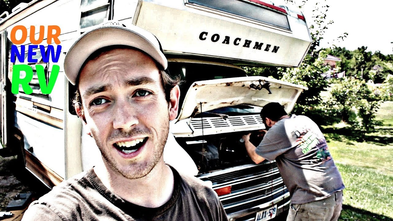 Cribs: Tour of of my new RV (Flipping a 1975 Dodge Coachmen)
