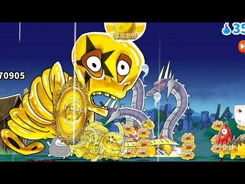 【ゆるゲゲ攻略】がしゃゴルドの倒し方 ★ゆるいゲゲゲの鬼太郎妖怪ドタバタ大戦争 ゲーム実況