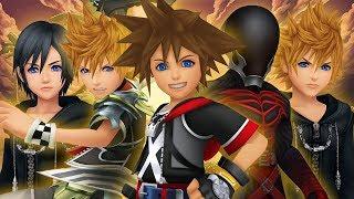 Kingdom Hearts - Todas as conexões de Sora explicadas ( Ventus, Vanitas, Xion, Naminé e Roxas)