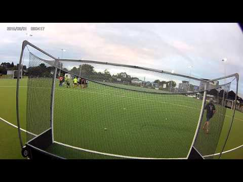 Waitakere Prem Reserve Hockey - Behind Goal post A - 1