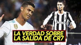 Los verdaderos motivos que sacaron a Cristiano del Real Madrid
