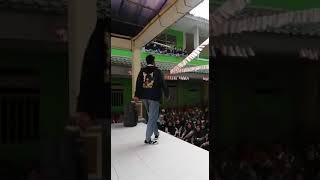 Stand Up Comedy SMA HIRO TELUKNAGA lucuuu Ngkak