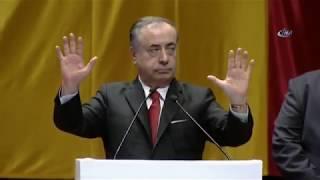 Galatasaray'ın Genel Kurulunda Gerginlik