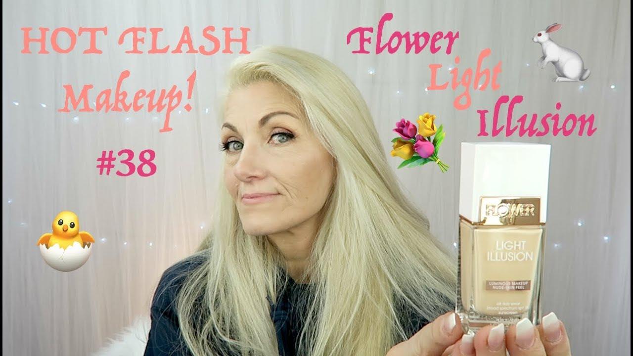 Hot flash makeup 38 flower light illusion foundation bentlyk hot flash makeup 38 flower light illusion foundation bentlyk izmirmasajfo