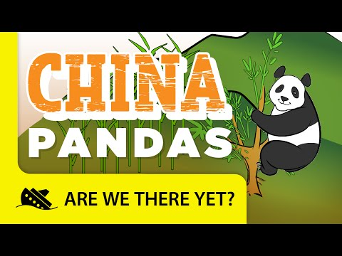 China: Pandas - Travel Kids in Asia