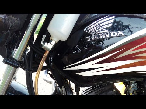 Honda Dream yuga mileage test