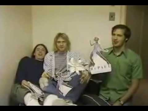 Nirvana -  Merry Christmas and a Happy New Year