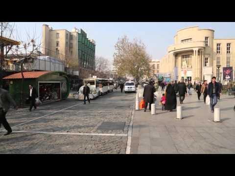 Iran Téhéran Centre ville / Iran Tehran City center