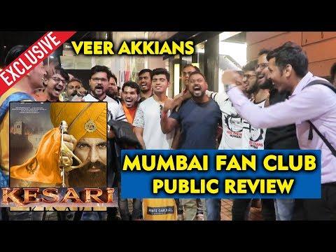 KESARI REVIEW By Mumbai Fan Club  Veer Akkians  Akshay Kumar