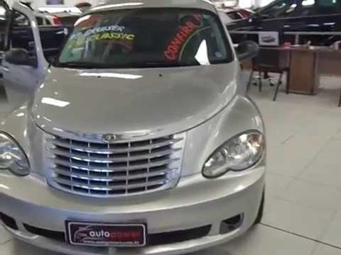 Chrysler Carros Usados >> Chrysler Pt Cruiser 2 4 Classic 2007 Carros Usados Auto Power