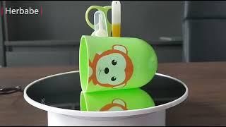 Набор для стрижки ногтей herbabe 4 шт компл новорожденных infantil безопасный детей триммер
