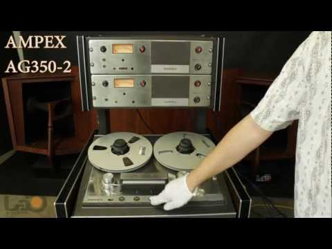 AMPEX AG350-2 Reel-to-Reel