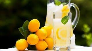 Как быстро похудеть  Вода с лимоном для похудения за неделю